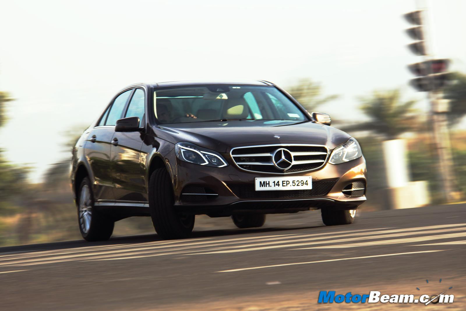 2015 Mercedes E350 CDI Review