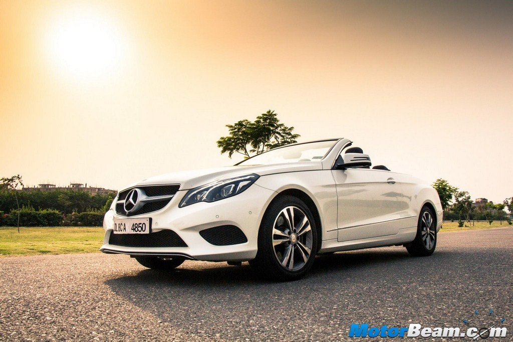 2015 Mercedes E400 Cabriolet Review