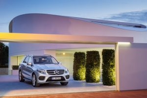 2015 Mercedes GLE Imported