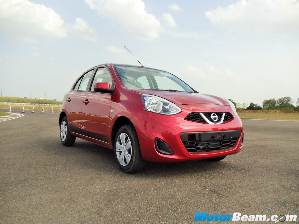 2015 Nissan Micra CVT Review
