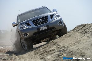 2015 Nissan Patrol Review