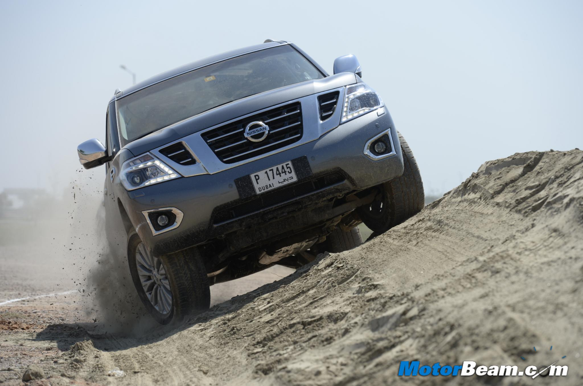2015 Nissan Patrol First Drive Review