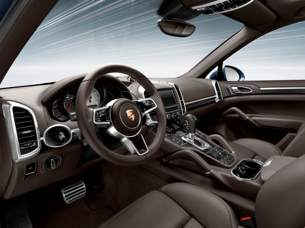 2015 Porsche Cayenne Facelift India Interiors