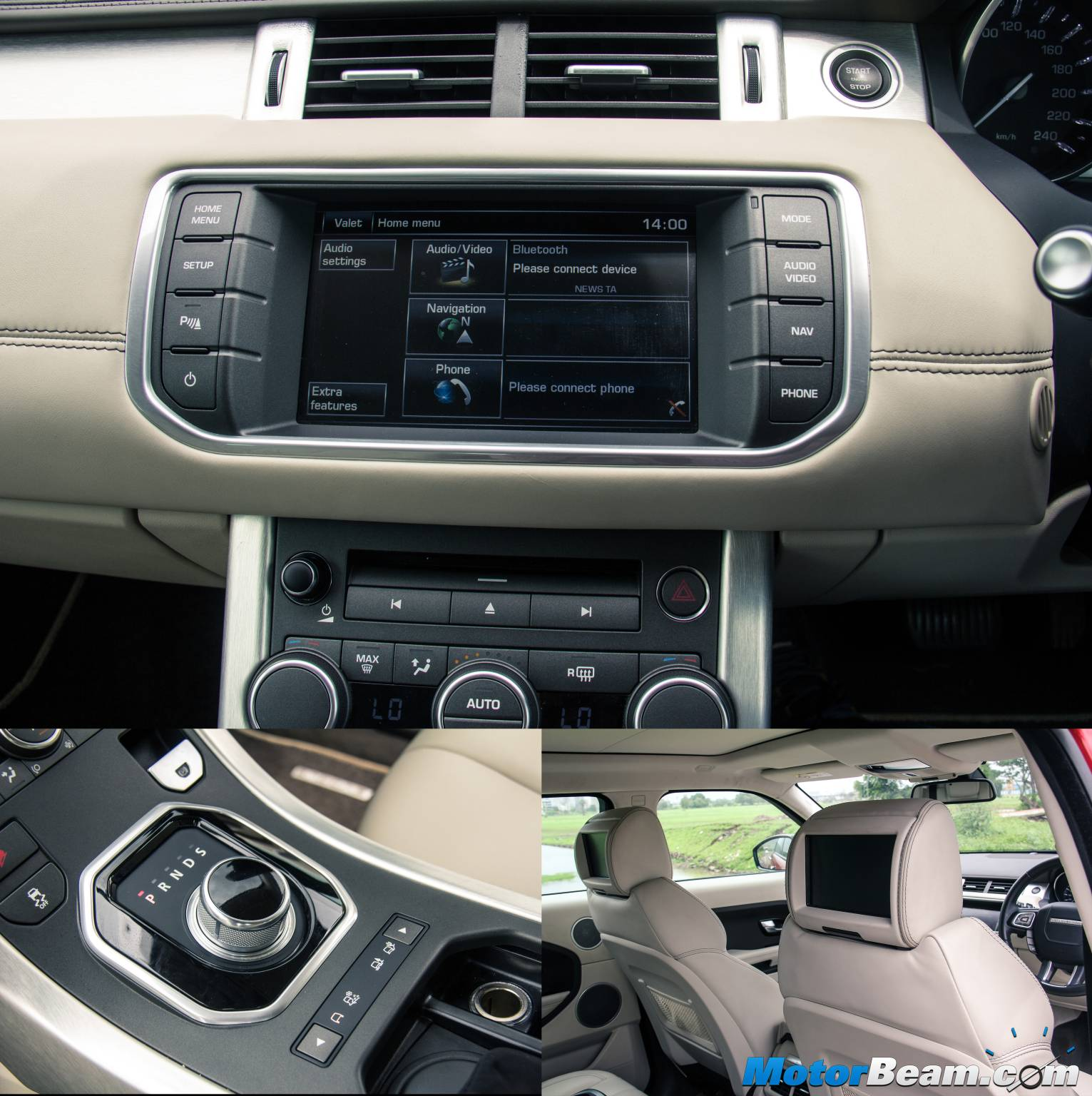 2015 Range Rover Evoque 9-Speed Test Drive Review