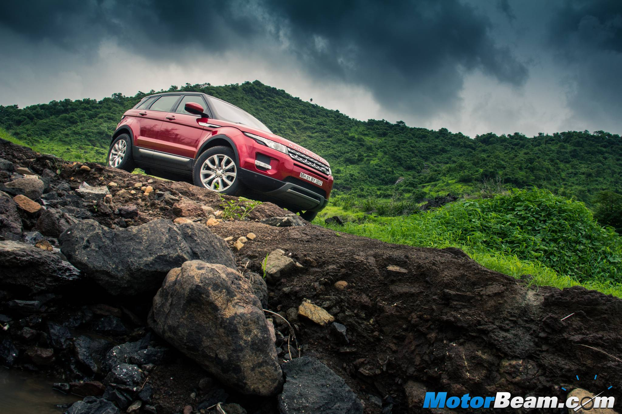 2015 Range Rover Evoque Test Drive Review