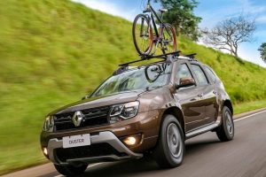 2015 Renault Duster Facelift Brazil Version