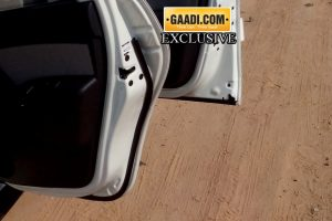 2015 Renault Duster Update Rear Door