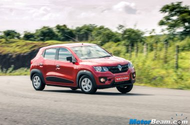 Renault Kwid Recalled For Faulty Fuel Hose