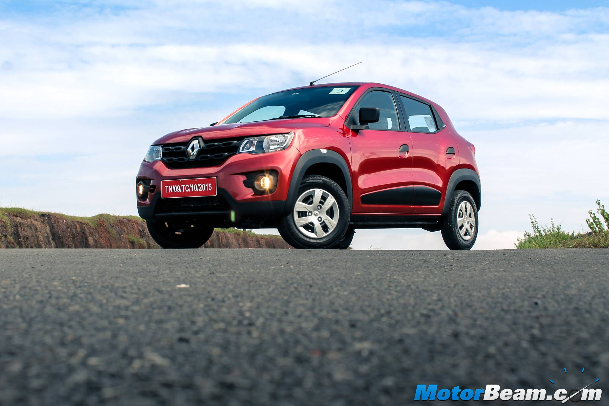 2015 Renault Kwid Test Drive Review