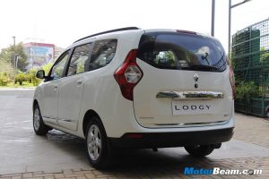2015 Renault Lodgy Price
