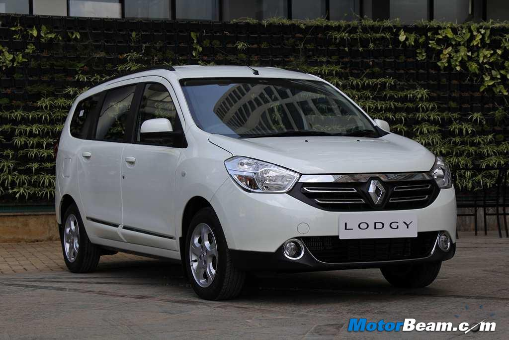2015 Renault Lodgy Specifications