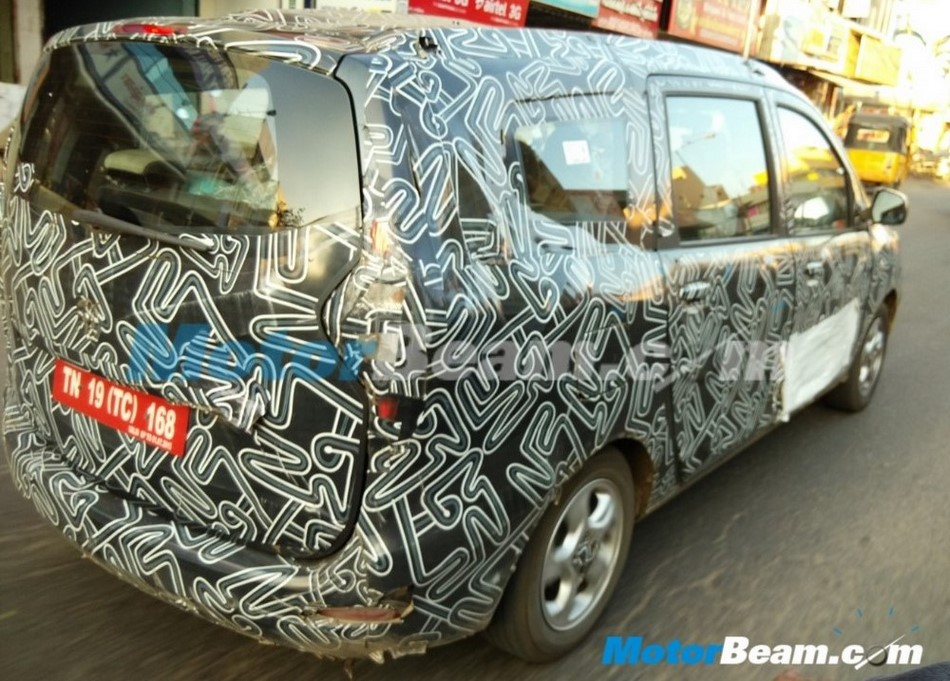 2015 Renault Lodgy Spypic