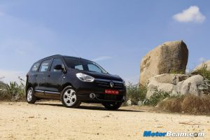 2015 Renault Lodgy Test Drive