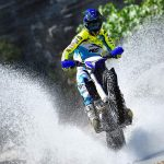 2015 Sherco Enduro 450 Action
