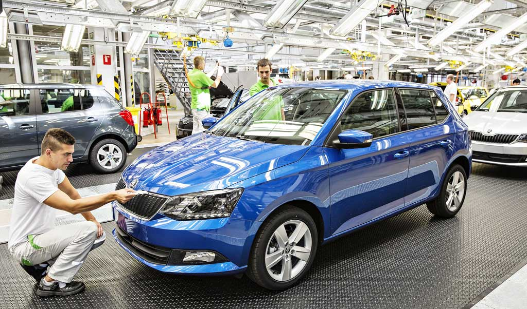2015 Skoda Fabia Commences Production Launch In November