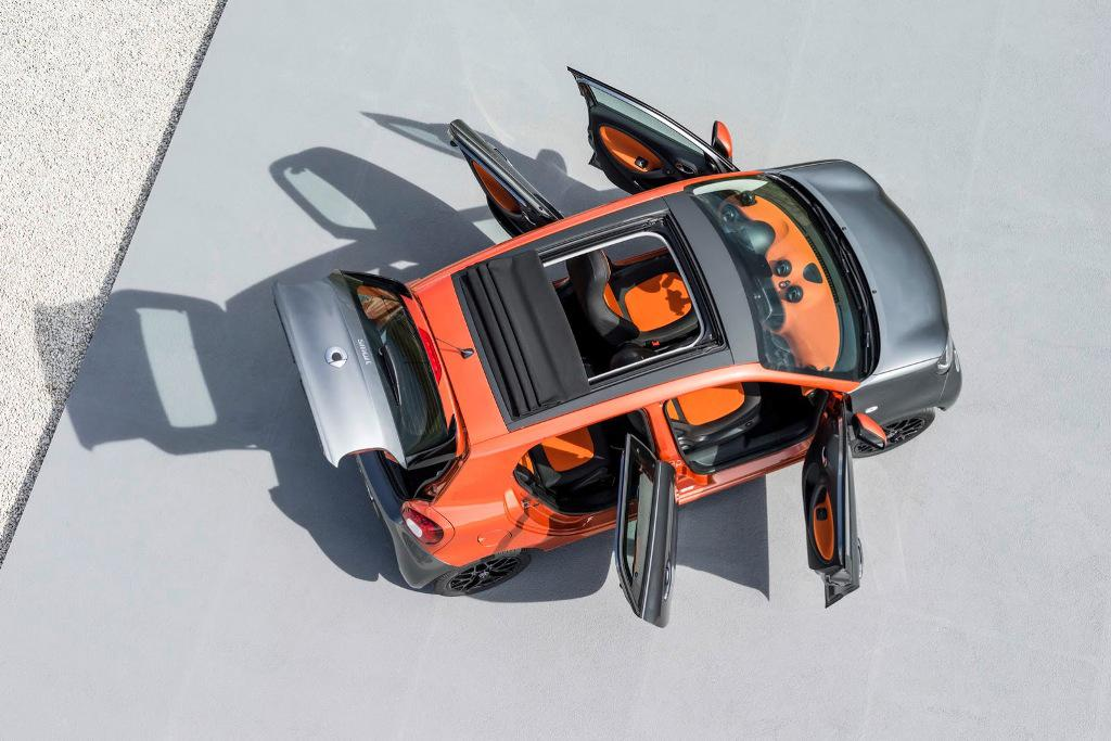 2015 Smart ForFour Top
