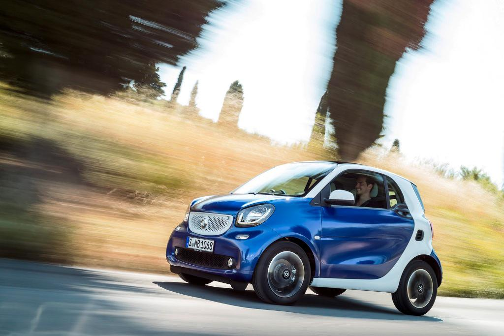 2015 Smart ForTwo Action