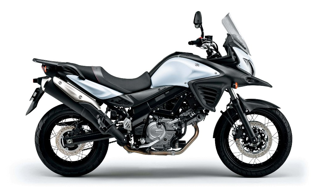 2015 Suzuki V-Strom 650XT ABS Side