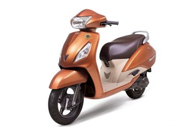 TVS Jupiter Special Edition Launched To Celebrate 1 Year As Most Awarded Scooter