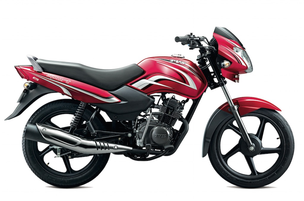 Tvs Sport With Improved Mileage Launched Priced At Rs 36 880