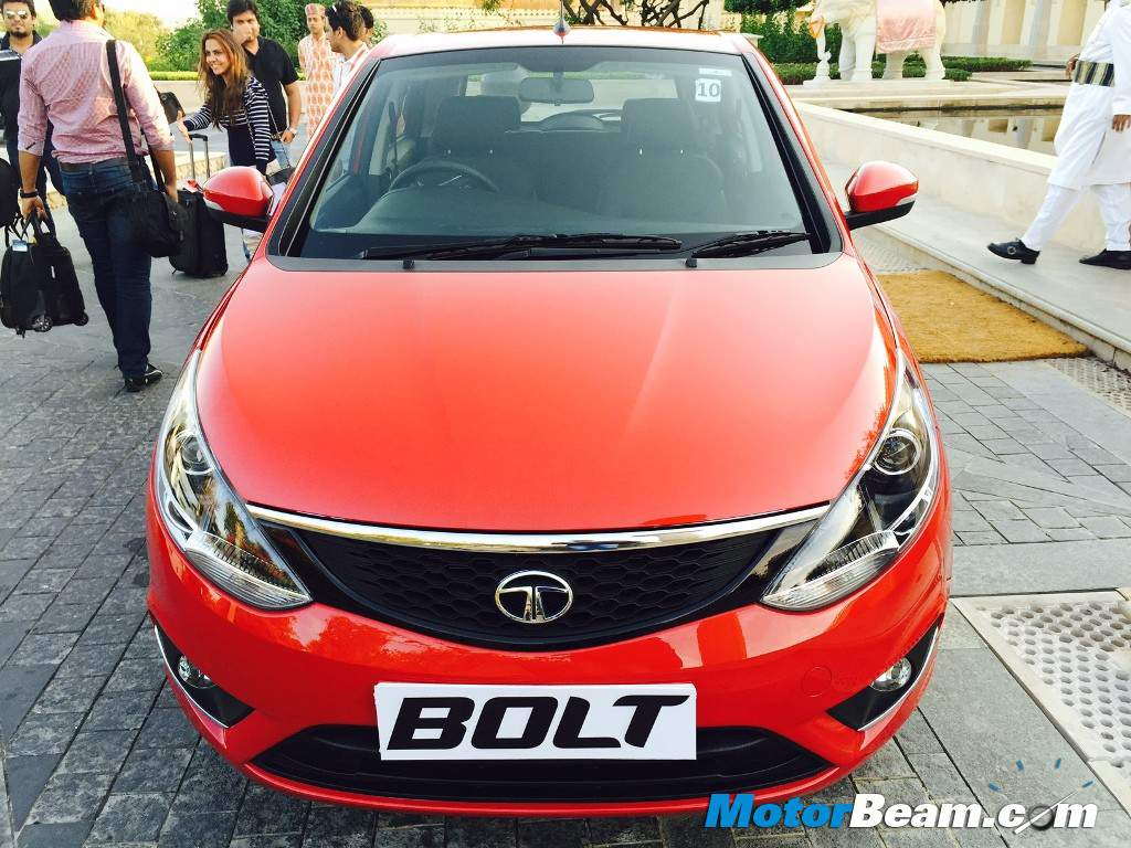 2015 Tata Bolt Front View