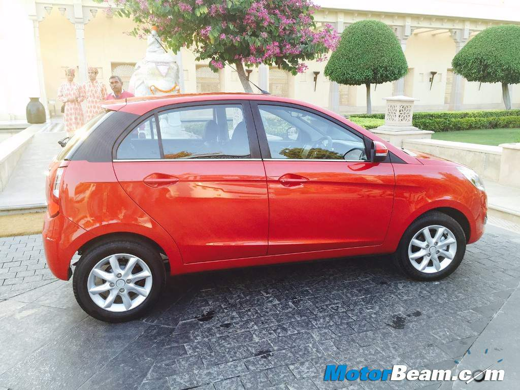 2015 Tata Bolt In Pictures