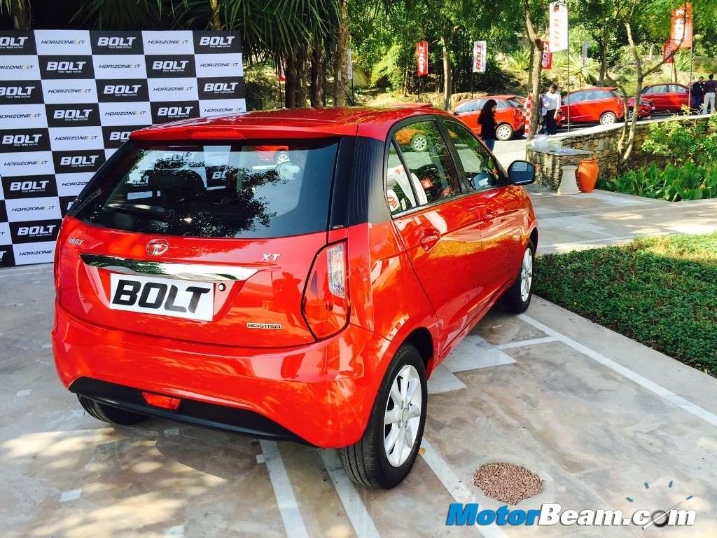 2015 Tata Bolt Safety Features