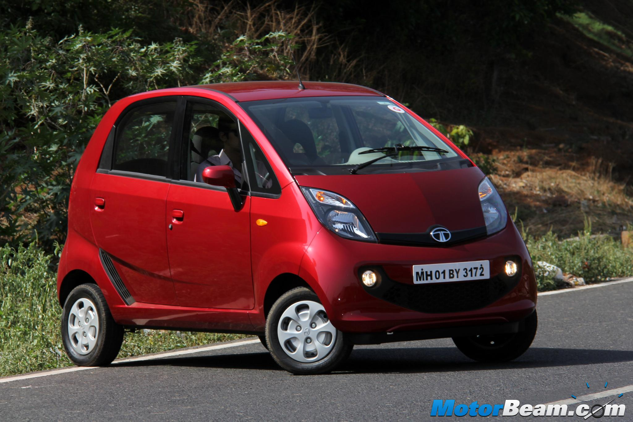 2015 Tata Nano GenX Review
