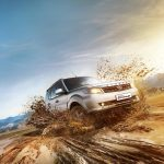 2015 Tata Safari Facelift Launch