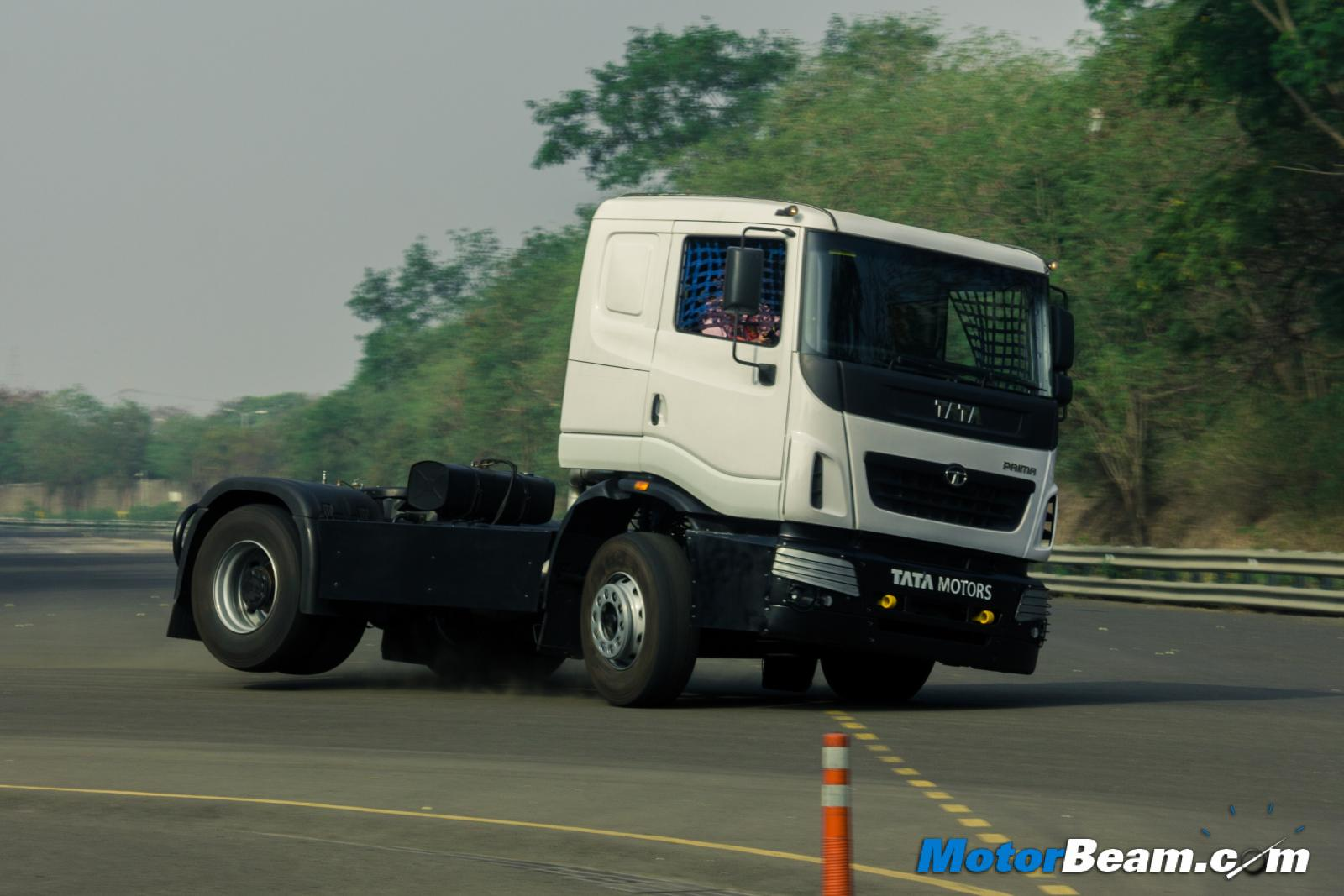 2015 Tata T1 Prima Racing Truck Road Test