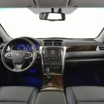 2015 Toyota Camry Facelift Interior