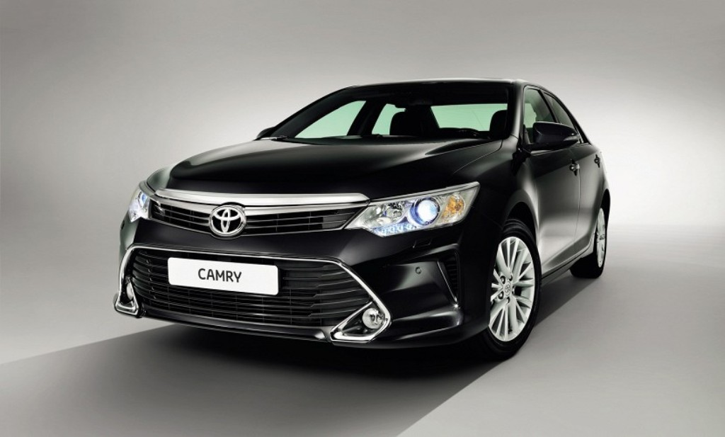 2015Toyota Camry Facelift