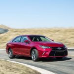 2015 Toyota Camry Wallpaper