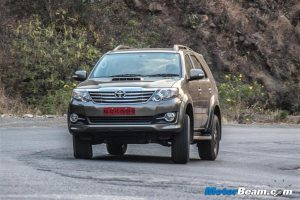 2015 Toyota Fortuner Review