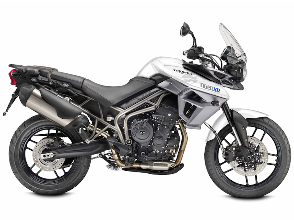 2015 Triumph Tiger 800 XR Prices
