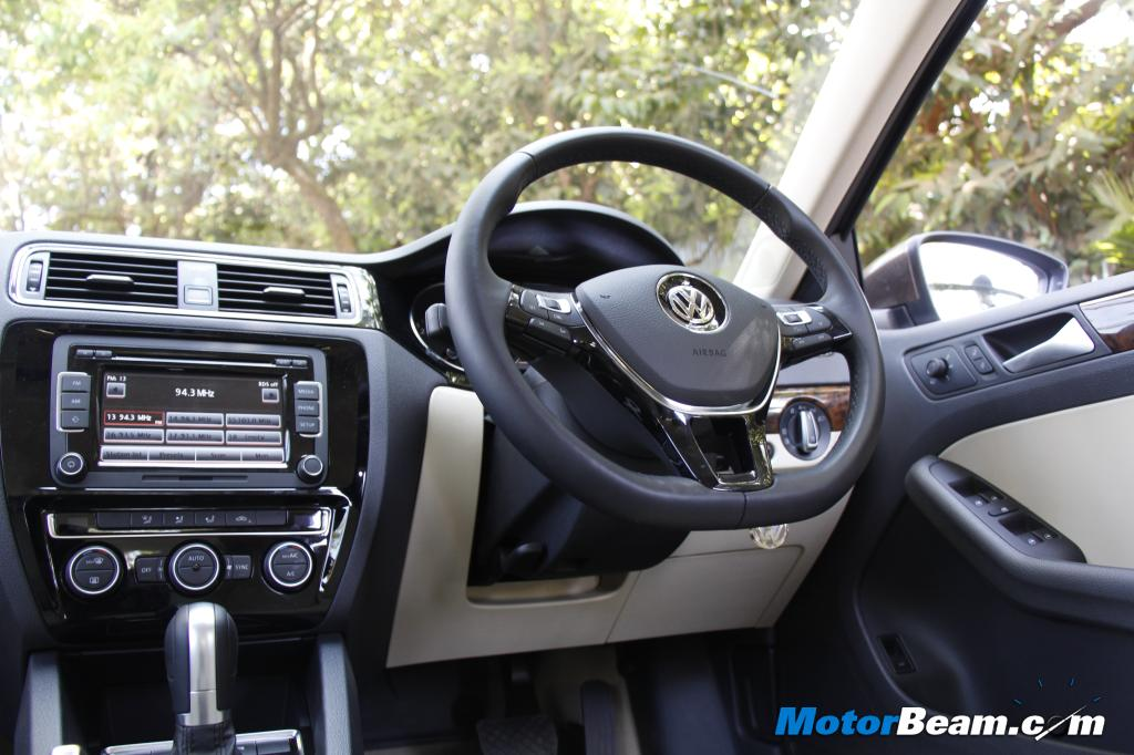 2015 Volkswagen Jetta India Price