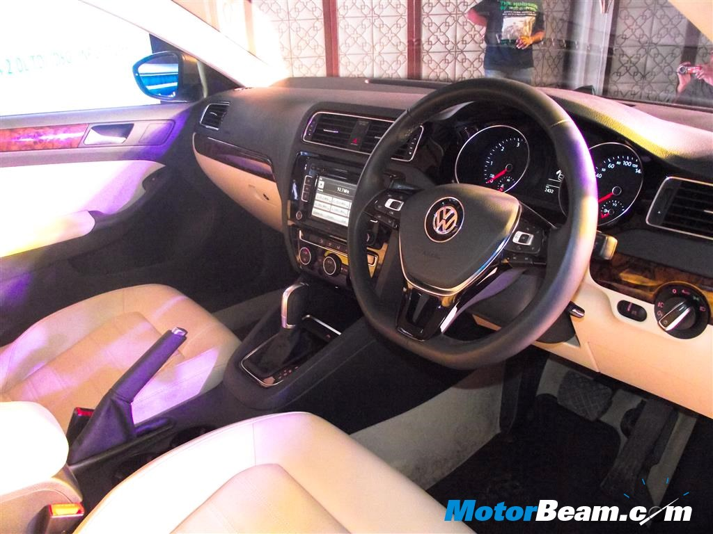 2015 Volkswagen Jetta Launch Interiors