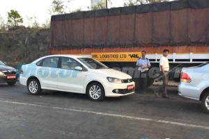 2015 Volkswagen Vento Facelift New Grille