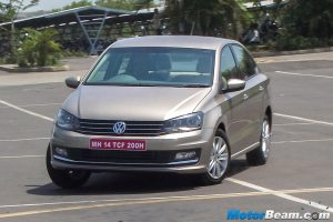2015 Volkswagen Vento Facelift Prices