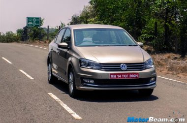 Volkswagen Vento 110 PS Diesel Engine Silently Launched
