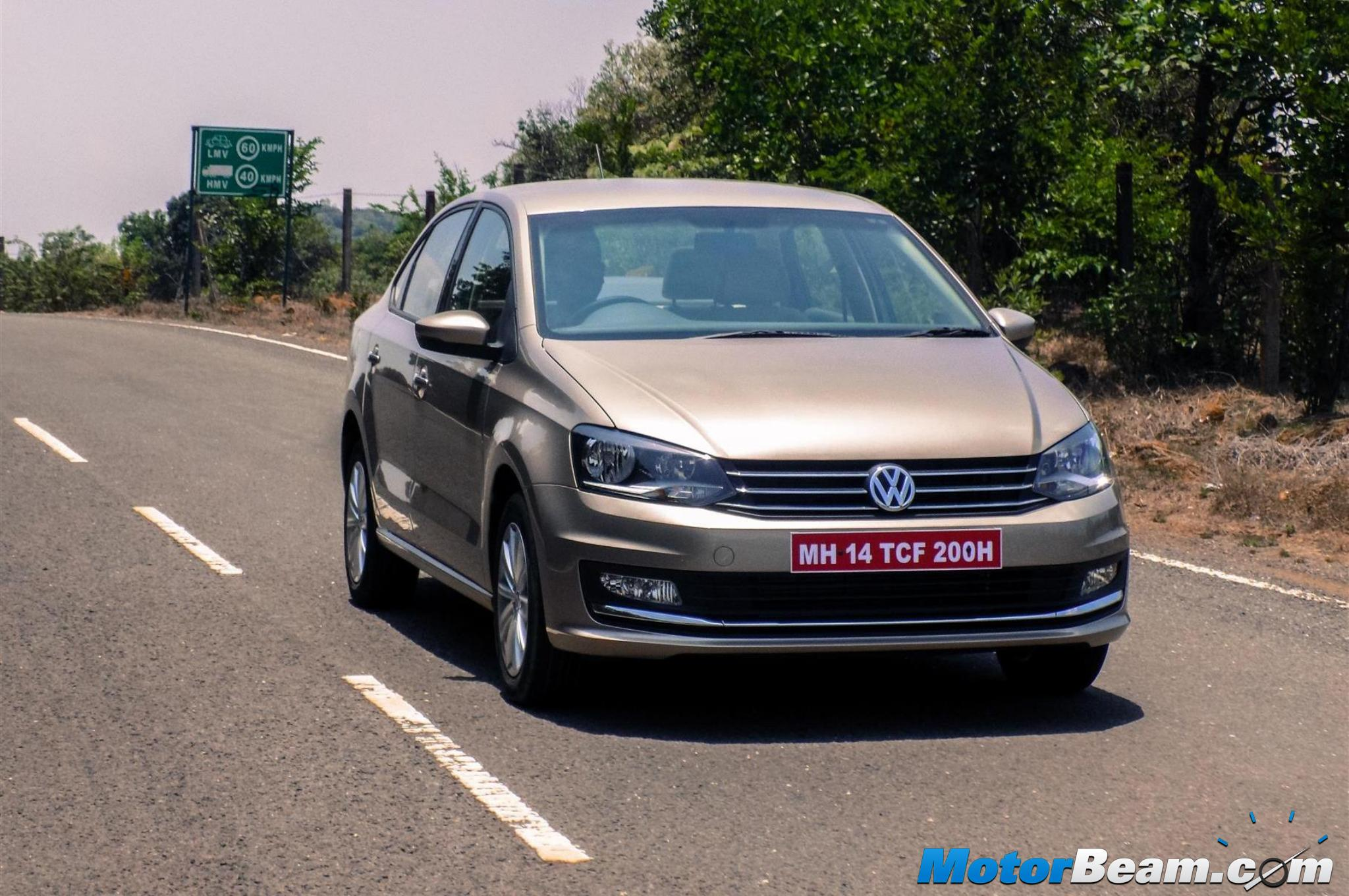 2015 Volkswagen Vento Facelift Review