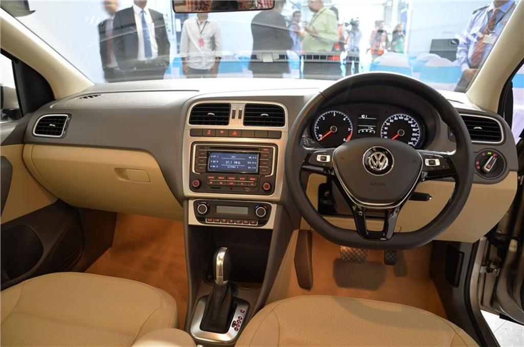 2015 Volkswagen Vento Facelift Unveiled In India
