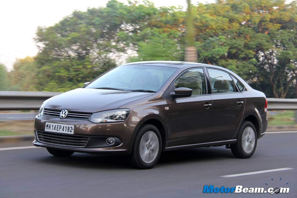 2015 Volkswagen Vento Review