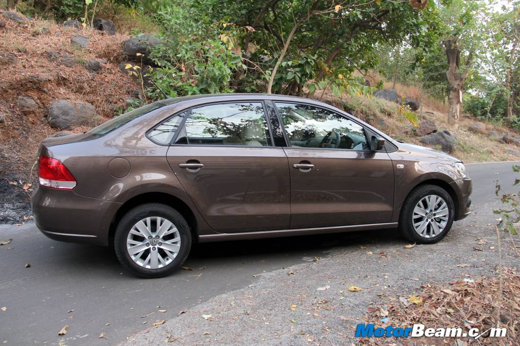 2015 Volkswagen Vento Test Ride Review