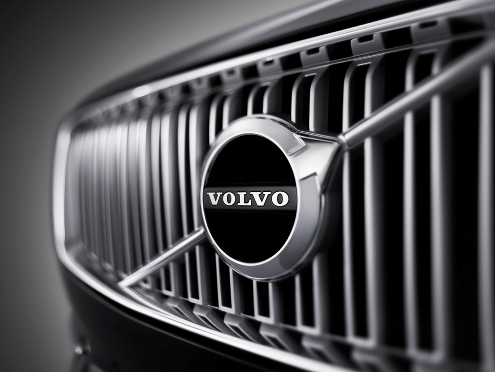 2015 Volvo XC90 First Edition Grille