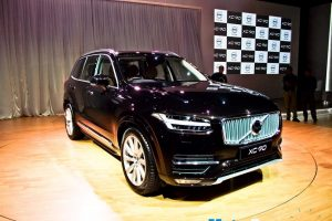 2015 Volvo XC90 India Launch