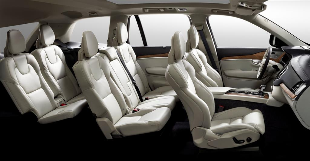 2015 Volvo XC90 Seating