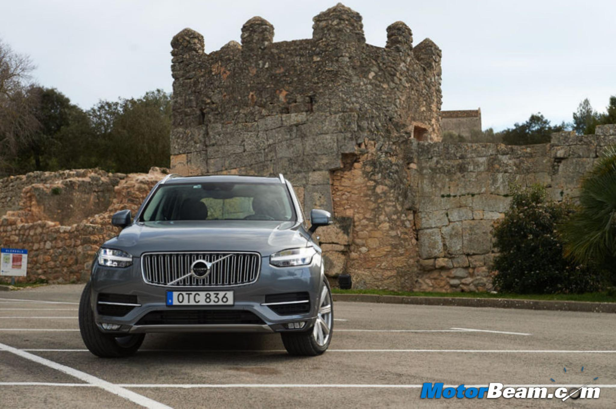 2015 Volvo XC90 Test Drive Review
