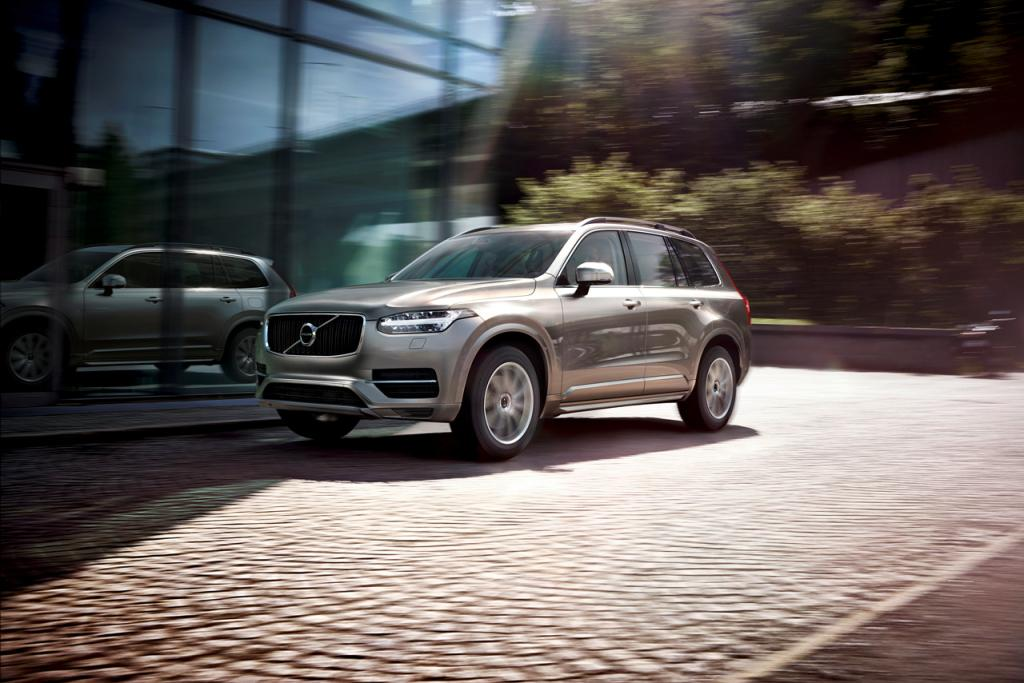 2015 Volvo XC90 Wallpaper