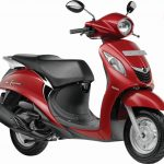 2015 Yamaha Fascino Price
